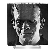 Frankenstein, 1931 Shower Curtain