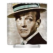 Fred Astaire Hollywood Legend Shower Curtain