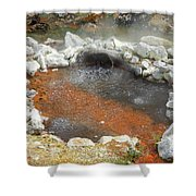 Furnas - Azores Shower Curtain