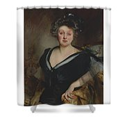 George Mosenthal Shower Curtain