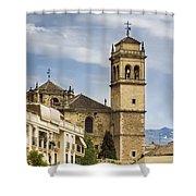 Granada Spain Shower Curtain