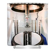 Hfir, Imagine Diffractometer Shower Curtain