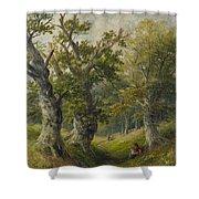 Hopton Wood Shower Curtain