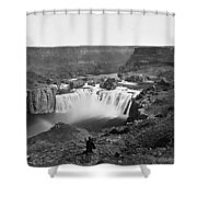 Idaho: Snake River Canyon Shower Curtain