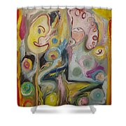 3 Images Shower Curtain