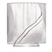 Jerusalem- Tryptich Part  3 Shower Curtain