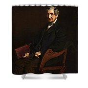 John Muir John Henry Lorimer Shower Curtain