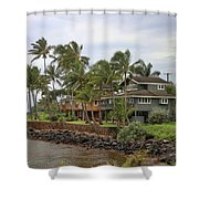 Kauai Hawaii Usa Shower Curtain