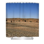 Kgalagadi Shower Curtain