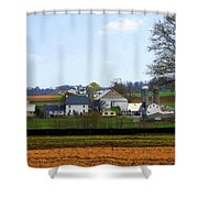 Lancaster Shower Curtain