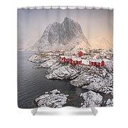 Lofoten Shower Curtain