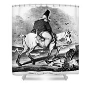 Louis Philippe (1773-1850) Shower Curtain