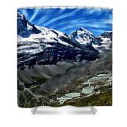 Matterhorn Panorama Shower Curtain