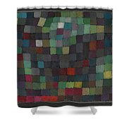 May Picture Shower Curtain