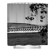 Mcnary Dam Shower Curtain