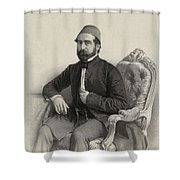 Mehmed Cemil Bey Shower Curtain