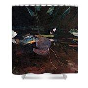 Mink Pond Shower Curtain