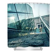National Museum Of Art In Washington District Of Columbia Shower Curtain