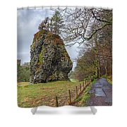 Oban - Scotland Shower Curtain