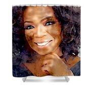 Oprah Shower Curtain