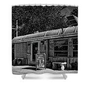 O'rourke's Diner Shower Curtain