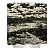 Pleasant Valley Colorado Shower Curtain