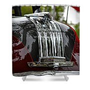 Pontiac Chief Shower Curtain