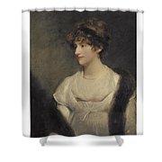 Portrait Of Jane Frere Shower Curtain