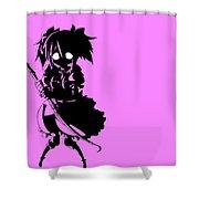 Puella Magi Madoka Magica Shower Curtain