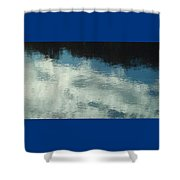 Quarry Reflections II Shower Curtain
