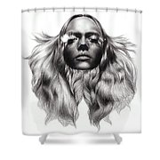 Realistic Of Memory Shower Curtain