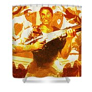 Resident Evil Shower Curtain