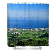 Ribeira Grande - Azores Shower Curtain
