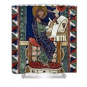 Saint Matthew Shower Curtain