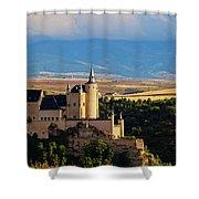 Segovia, Spain Shower Curtain