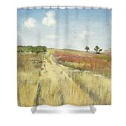 Shinnecock Hills Shower Curtain