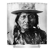 Sitting Bull (1834-1890) Shower Curtain