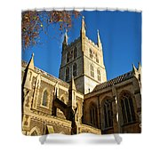 Southwark Cathedral Shower Curtain