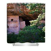 Spruce Tree House - Mesa Verde National Park Shower Curtain