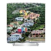 St. Maarten Shower Curtain