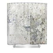 Stone Tiles Shower Curtain