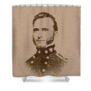 Stonewall Jackson - Four Shower Curtain