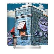 Sun Studio Collection Shower Curtain