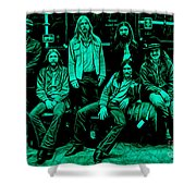 The Allman Brothers Collection Shower Curtain