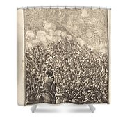 The History Of The United States Shower Curtain