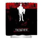The Last Of Us Shower Curtain