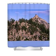 The Needles Lookout Shower Curtain