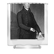 Timothy Dwight (1752-1817) Shower Curtain