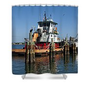 Tug Indian River Shower Curtain