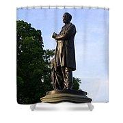 U S Capitol Shower Curtain